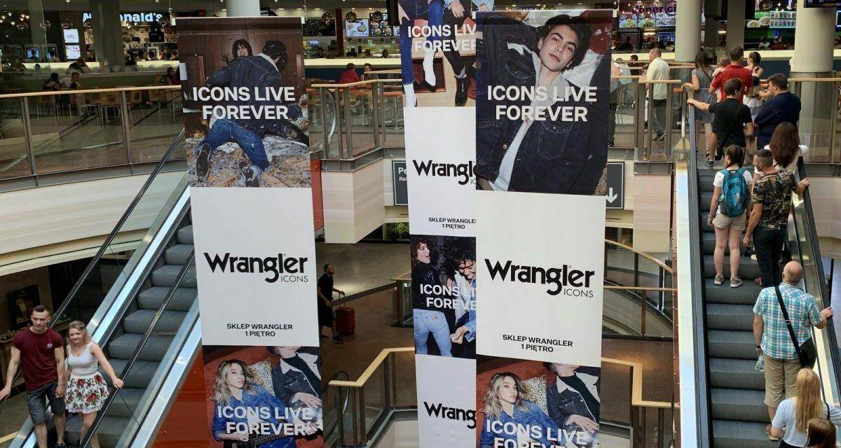 Wrangler Icons Live Forever