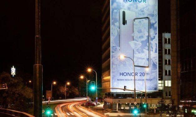 Honor 20 Pro – Wielki format